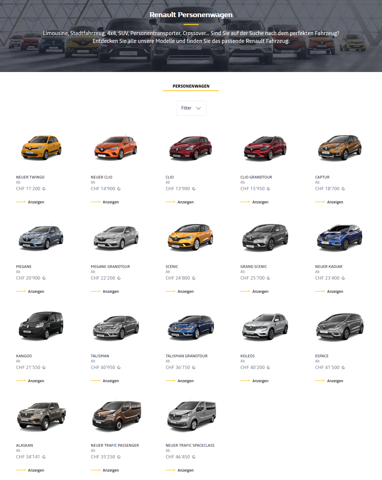Screenshot_2019-10-15 Personenwagen Limousinen, Kombi, SUV – Renault
